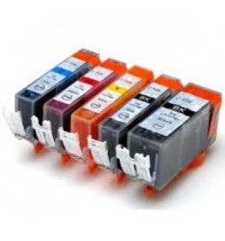 Black with chip per Canon IP 4850,MG 5150,MG 5250,4529B001