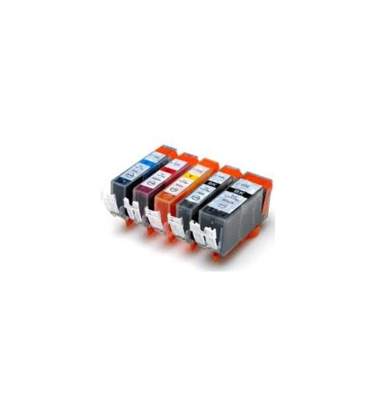 Ciano With chip per Canon IP 4850,MG 5150,MG 5250,4541B001