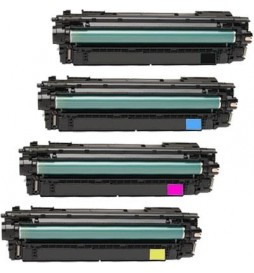 Yellow compatible HP M652,M653 series-22K656X