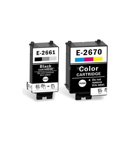 8.8ML Compatible for Epson WF-100W-0.25KC13T26614010