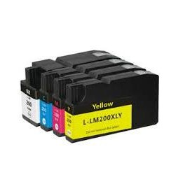 32ML Ciano for Lexmark Pro4000C Pro5000T-2.5K14L0198