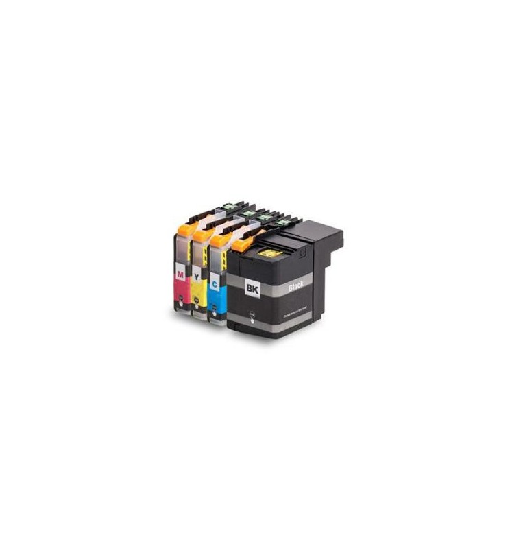 16ML Magente Compa Brother MFC-J985DW/DCP-J785DW-1.2K